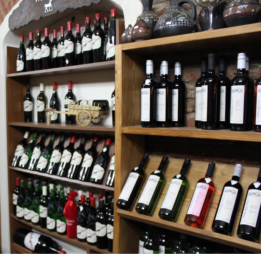вино из Грузии