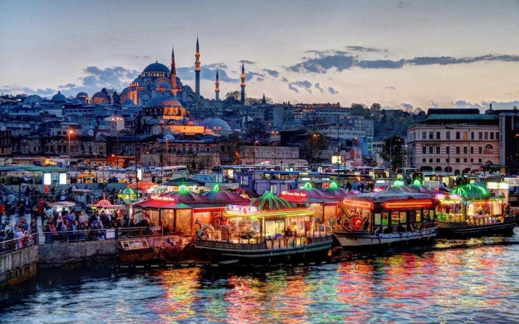 Турецкая столица