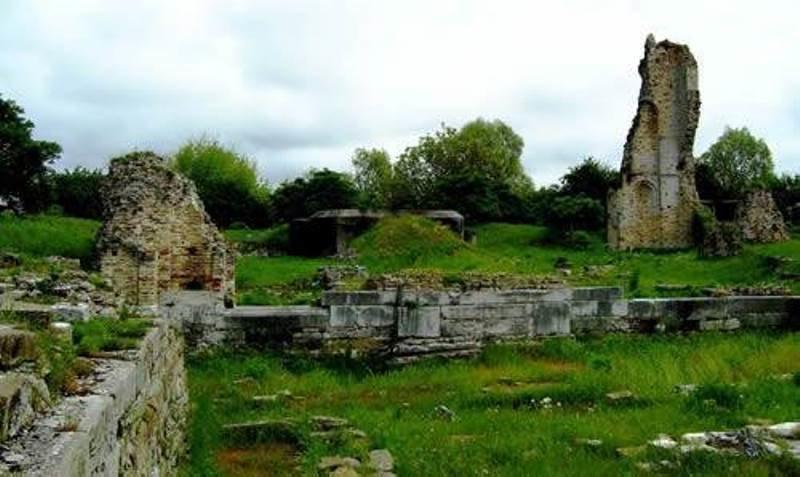 Археологическая зона «Антике Мура»