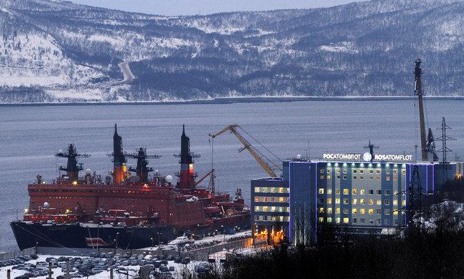 морской порт Мурманск