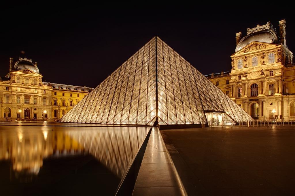 великолепный Лувр