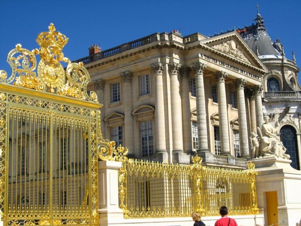 Парижский Версаль