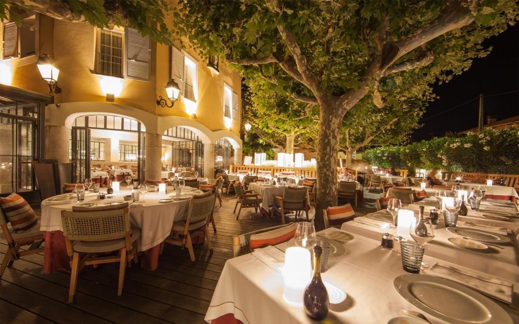 рестораны Сен-Тропе