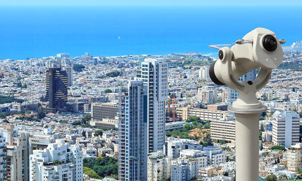 Тель-Авив, смотровая площадка