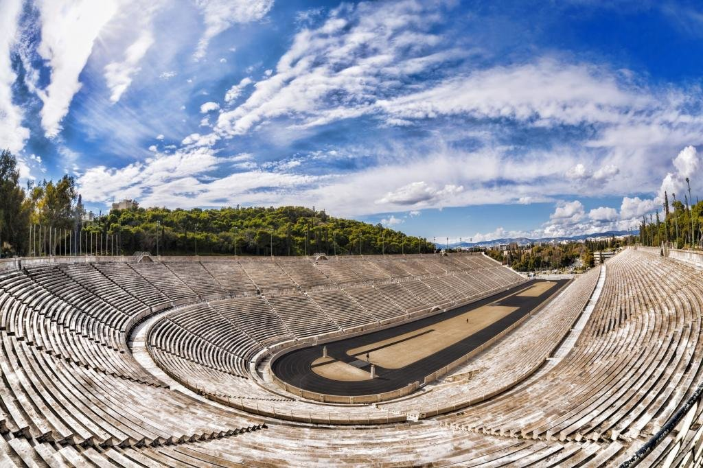 Панатинайкос в Греции
