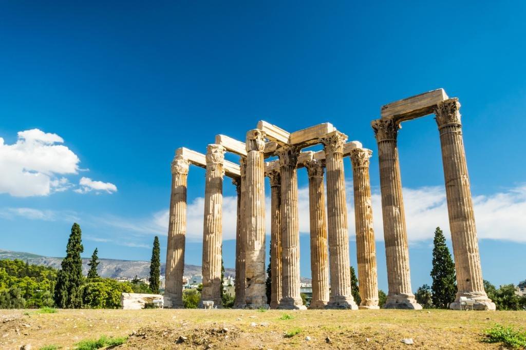 Храм Олимпийского Зевса