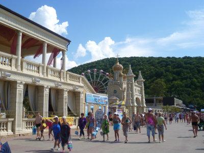 Архипо-Осиповка или Кабардинка: где лучше, отдых, инфраструктура, пляжи