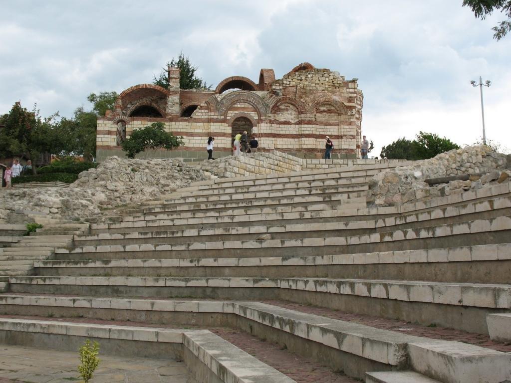 амфитеатр Несебр