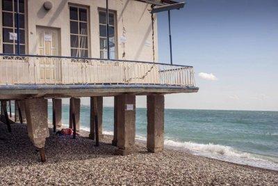 Где самое чистое море в Абхазии: описание, фото, как добраться
