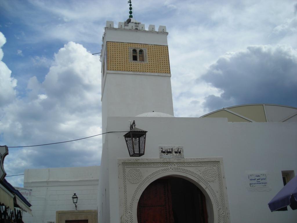 Великая мечеть (Олив)