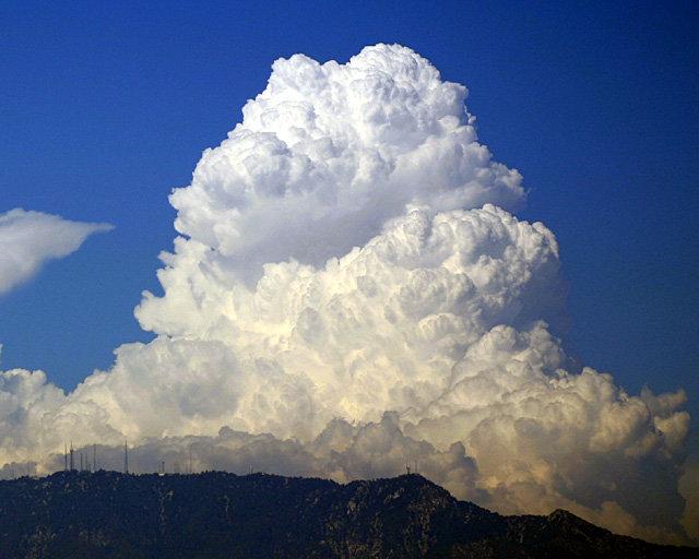 Откуда появляются облака