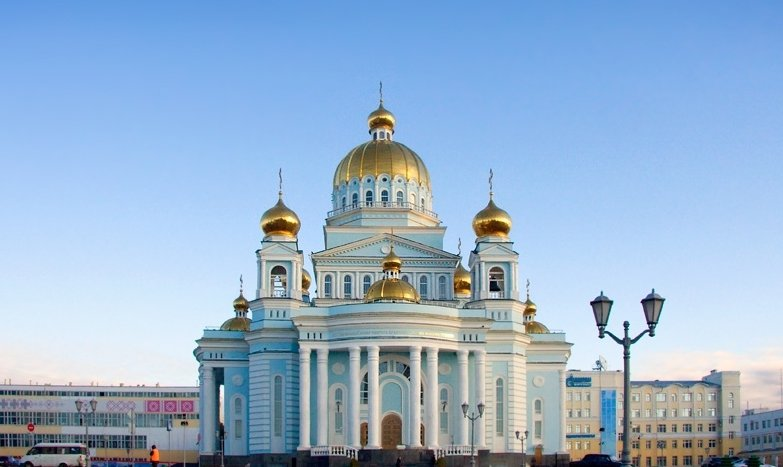 собор Федора Ушакова
