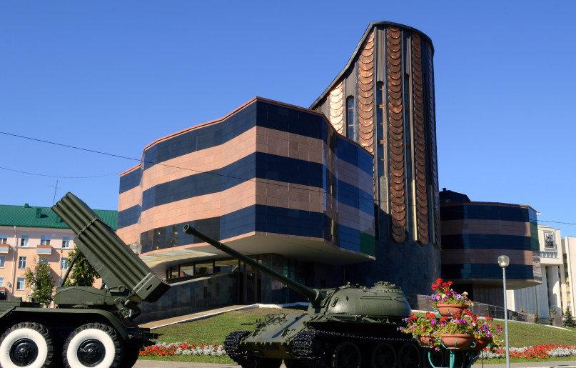 музей боевого и трудового подвига