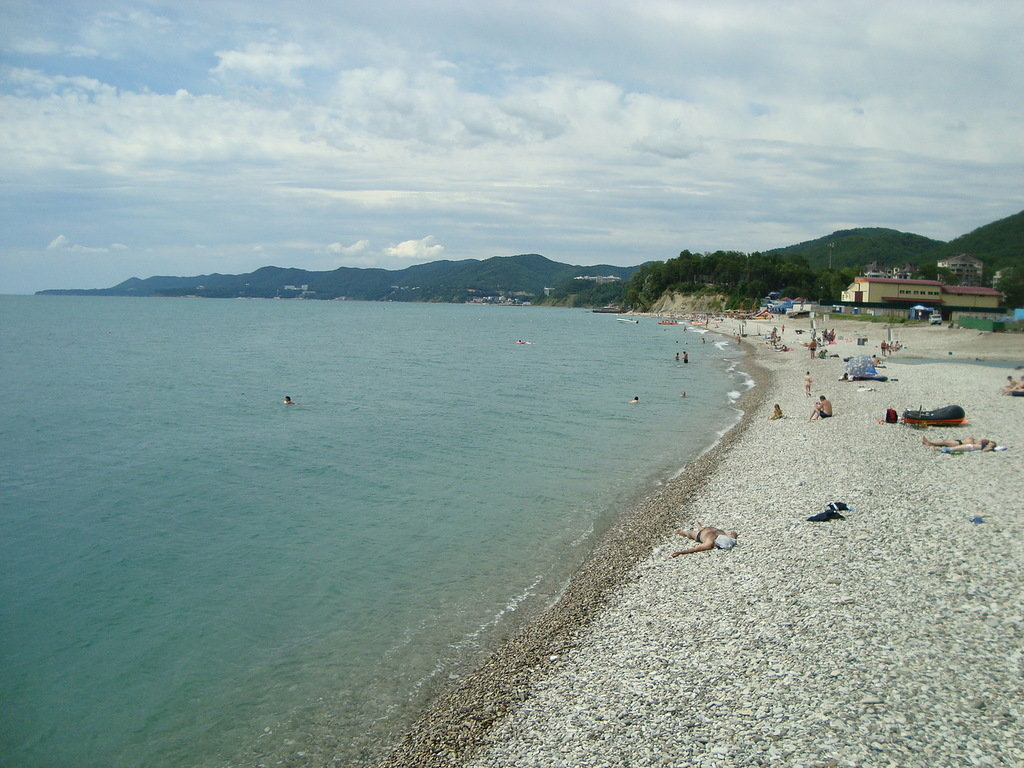 Пляж Агоя