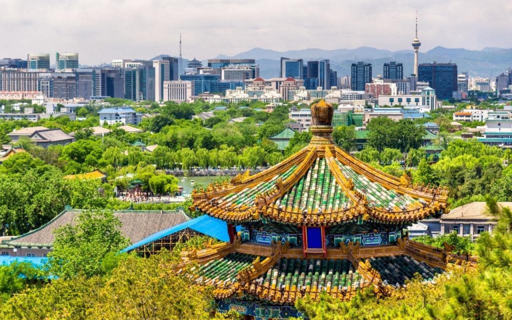 Китай куда поехать отдыхать