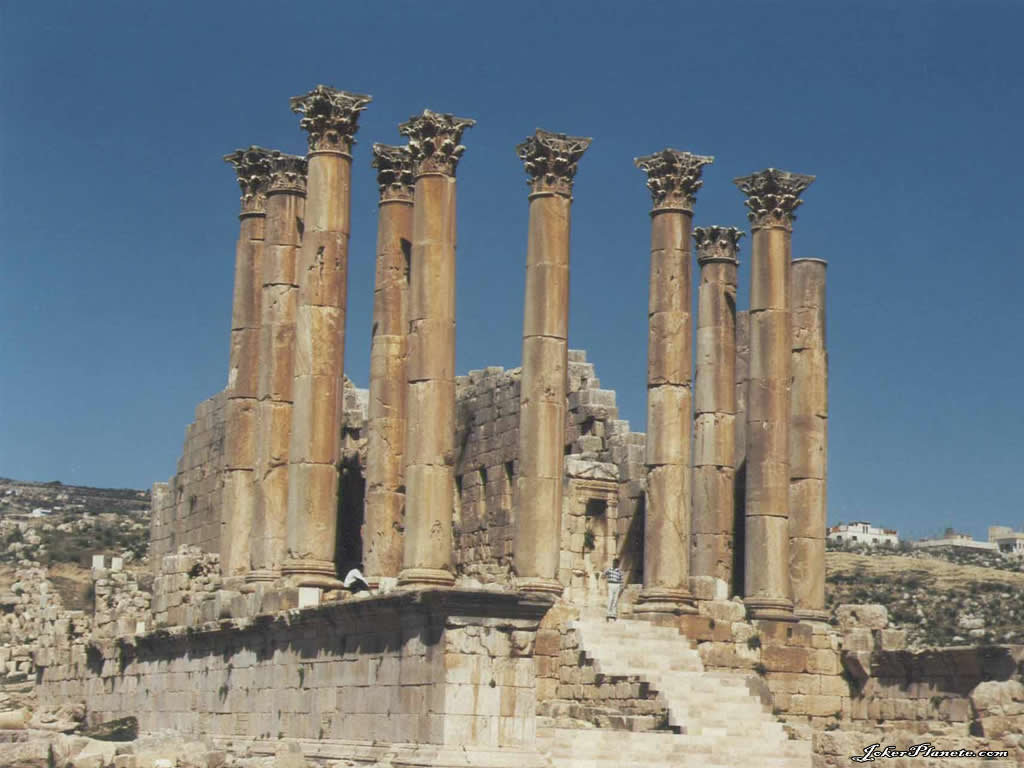 Храм Артемиды и Аполлона