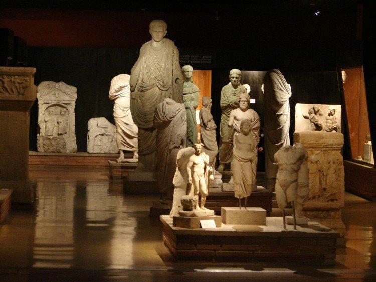Музей города Сиде