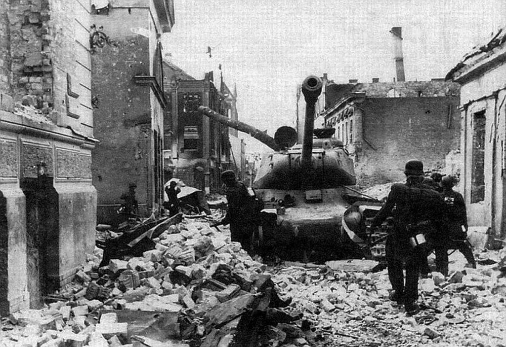 Втрая Мировая Война в Риге