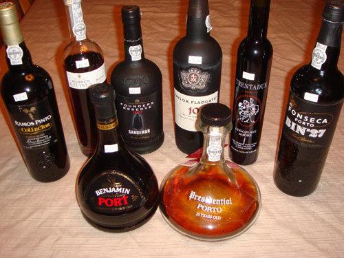 португальский алкоголь