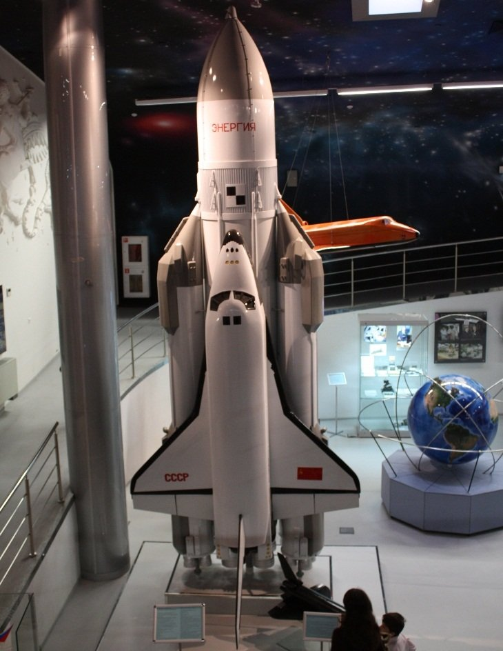 музей космонавтики москва