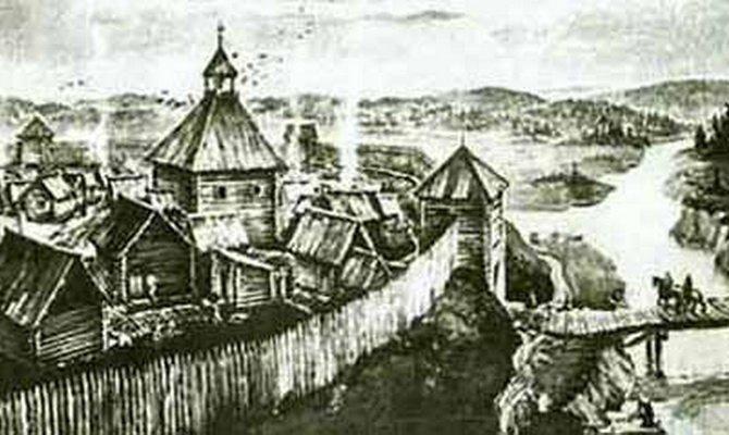Древний Минск