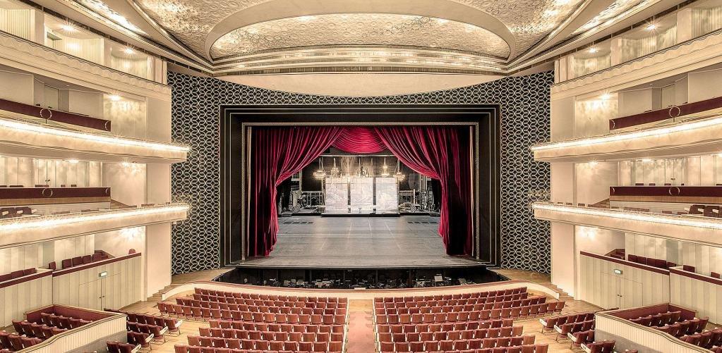 Театр в Варшаве