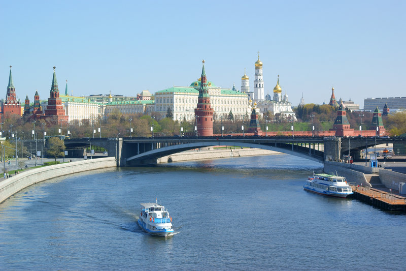 прогулки по москве реке маршруты