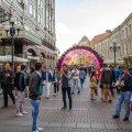 Где погулять в Москве: интересные места, маршруты