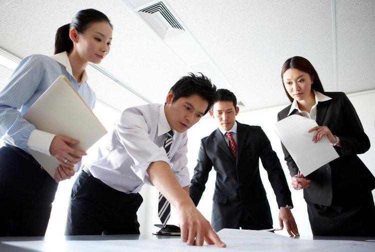 Работа в Японии