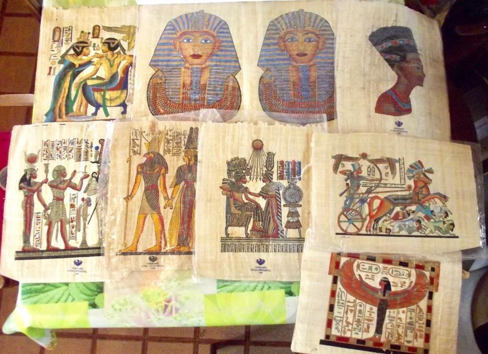 что привозят из египта