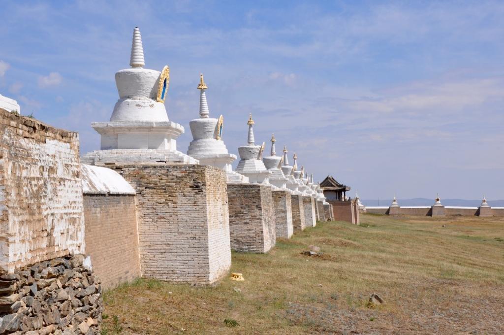 Город Каракорум