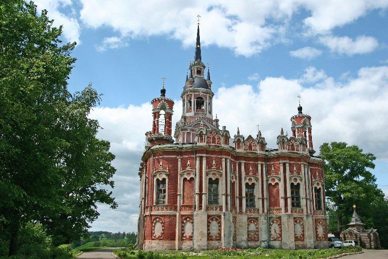 Ново-Никольский собор в Можайском кремле