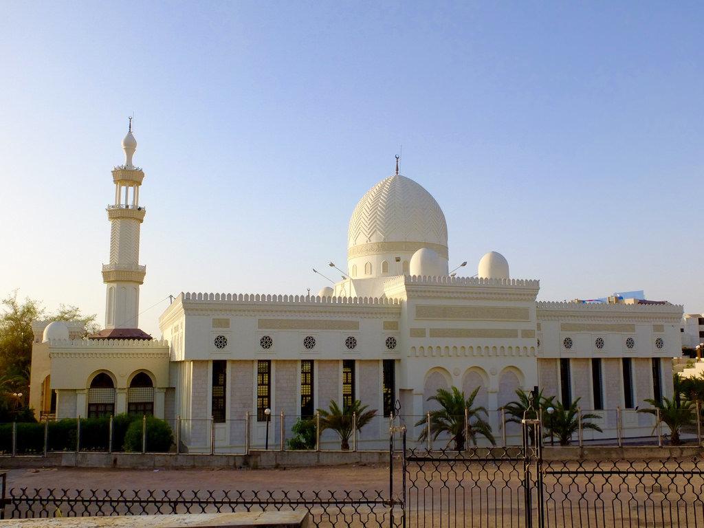 Мечеть Шариф Аль-Хусейн бин Али