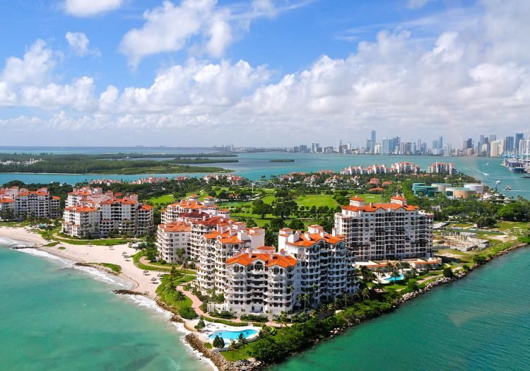 Фишер Айленд в Майами