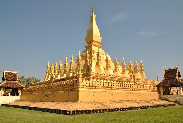 Лаос достопримечательность