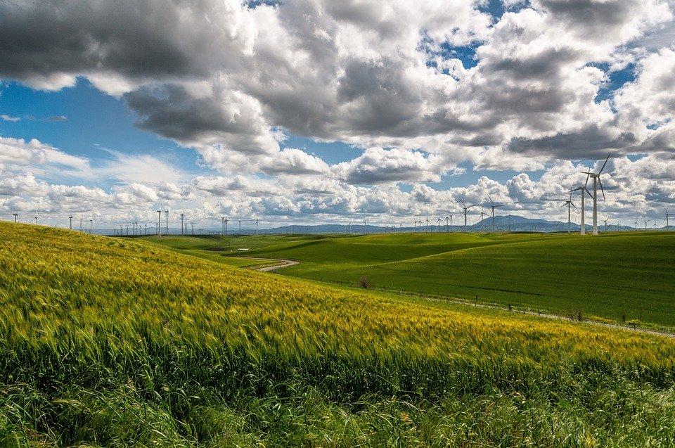 Ветер на открытой местности