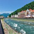 Круглогодичный горный курорт «Роза Хутор»: что посмотреть летом самостоятельно