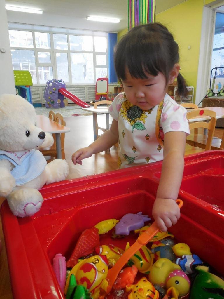 детские площадки в москве