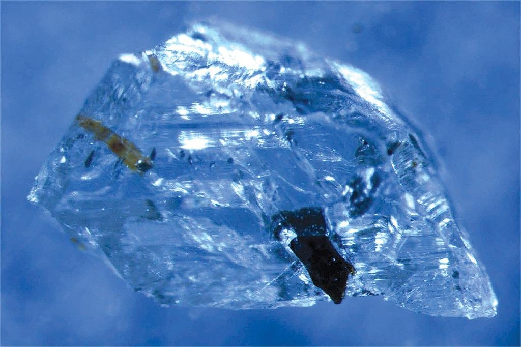 Вода в форме льда