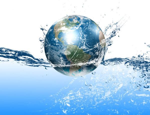 На Земле 79% воды