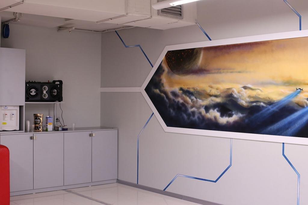 Лазертаг-центр «Космопарк»
