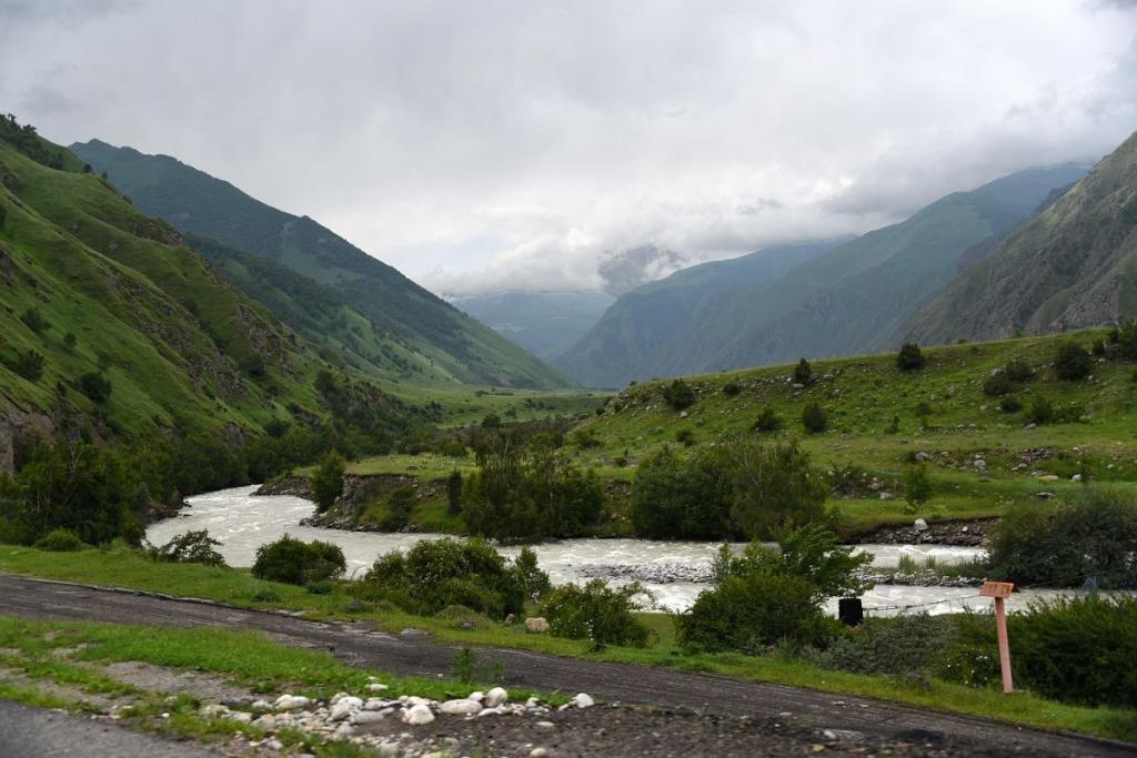 где начало река баксан