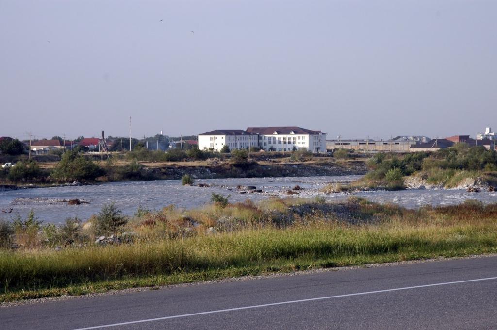 что такое река баксан