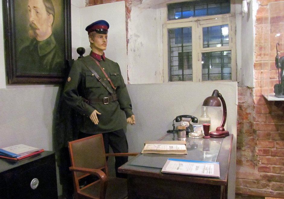 мемориальный музей в томске