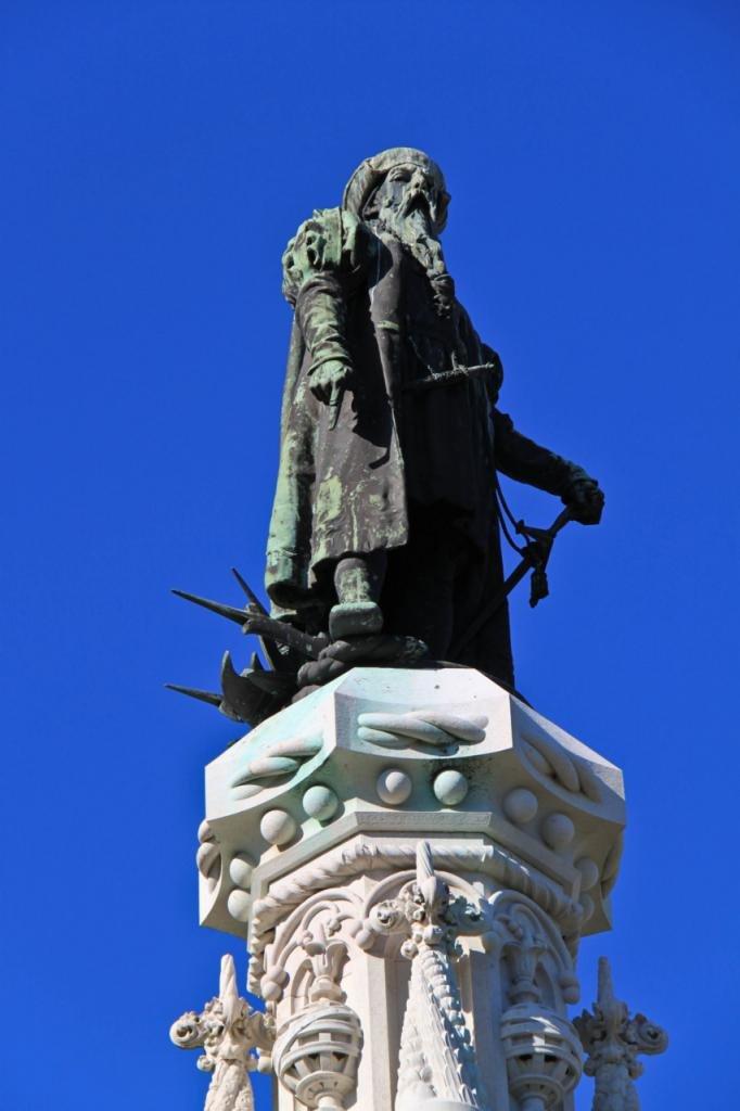 памятник Афонсу ди Албукерки