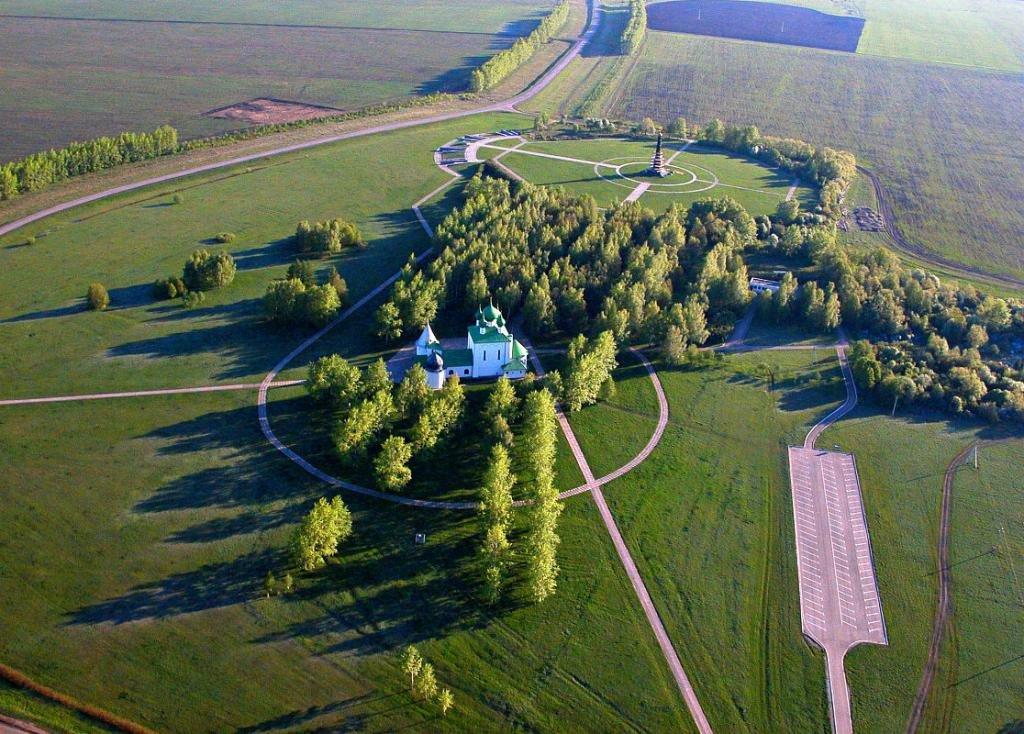 Комплекс Куликово поле Тульская область