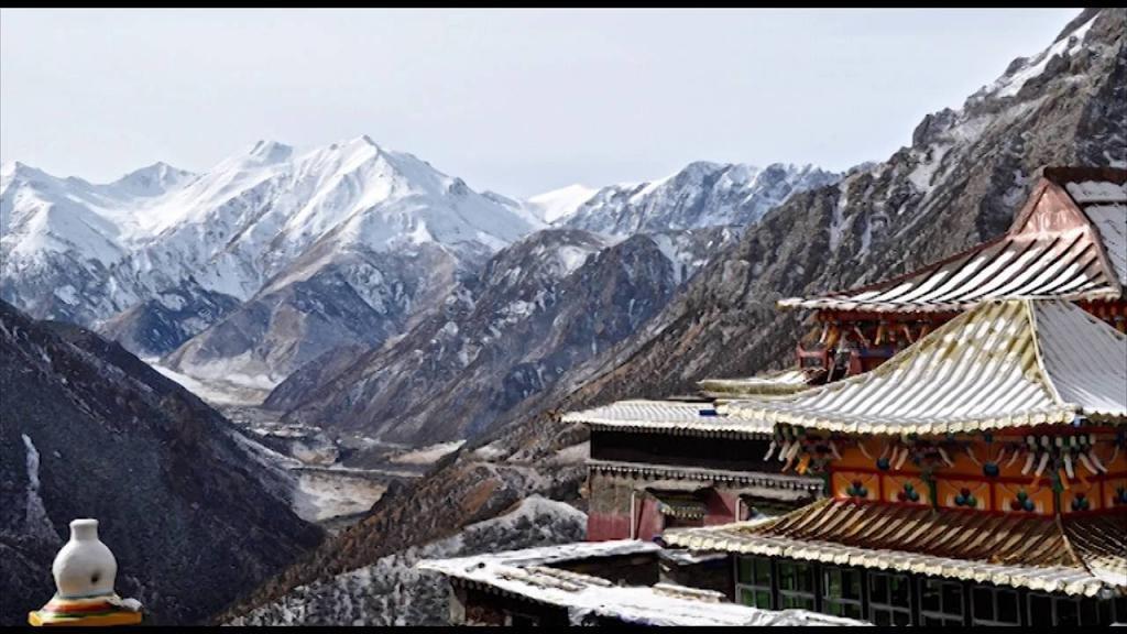 вершины Гималаев