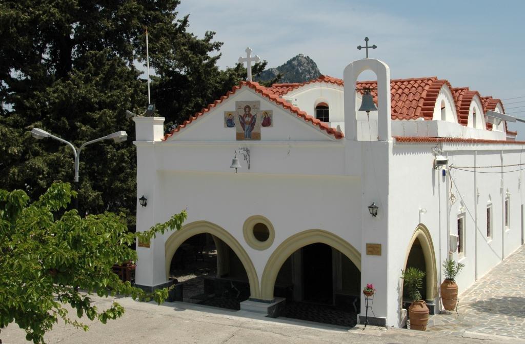 монастыри Родоса