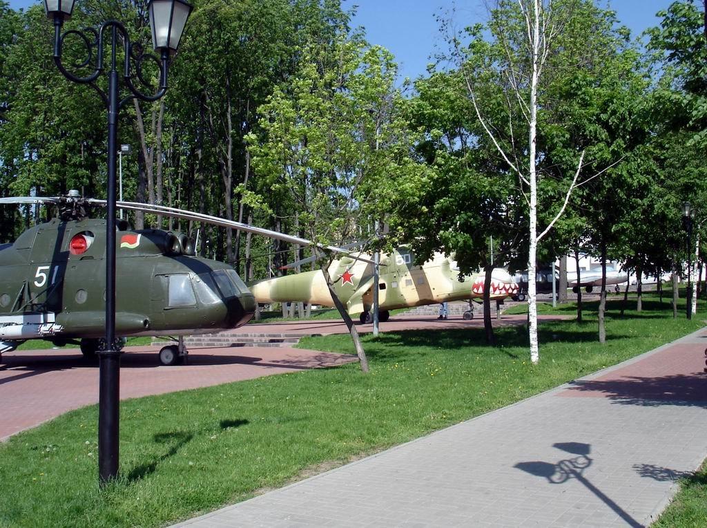 Парк Победы в Витебске