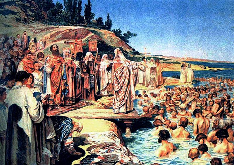 Культура христианство Руси